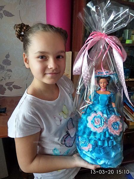 кукла в подарок девочке