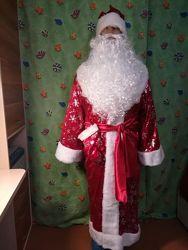 Костюм Деда Мороза, Святого Николая.