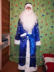 Костюм Святого Николая, Деда Мороза