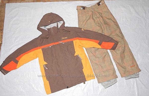 р. 146-152-158, костюм лыжный сноуборд мембрана 4К Protest