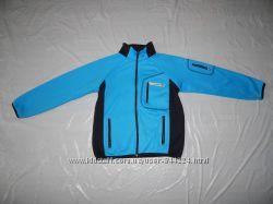 140-146, куртка софтшелл реглан на флисе Everton