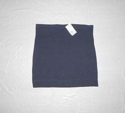 S-M, поб 44-48 трикотажная юбка H&M