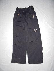 р. 152-158, лыжные штаны сноуборд, No Panic by Fusalp, термоштаны