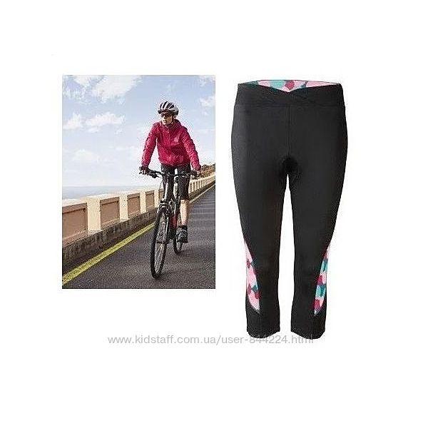 два размера S, L Велобриджи велошорты с памперсом Сrivit Германия велошорты