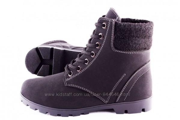 Женские демисезонные ботинки, полусапожки 36-41рр.