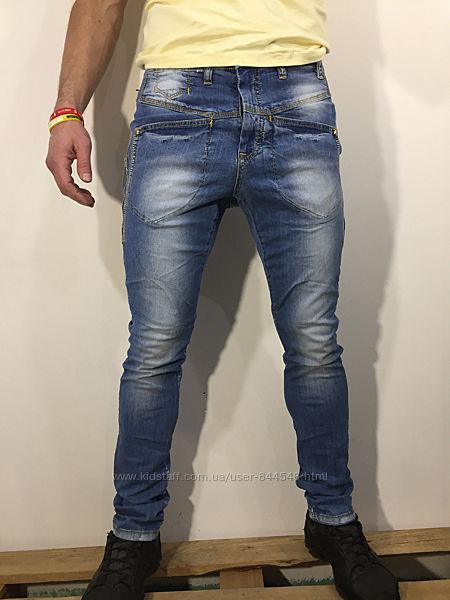 Мужские джинсы DЕNIМ узкачи 28-34рр