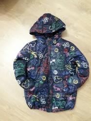 Демисезонная куртка на 5-7лет