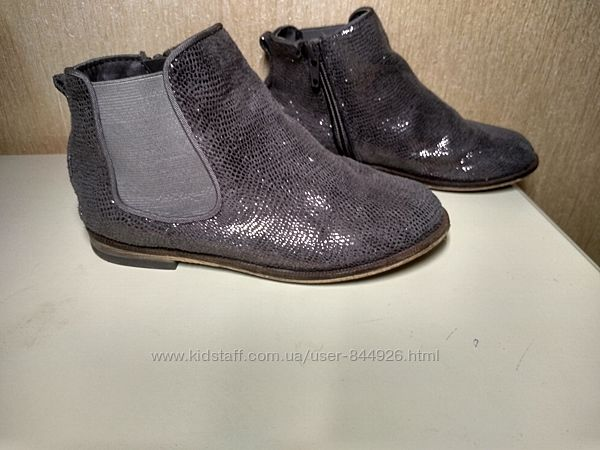 Стильные ботиночки Next р13