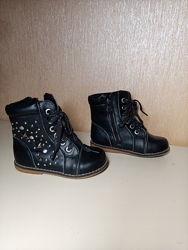 Кожаные ботинки Шалунишка, ортопед