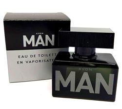 Avon парфюм man 75ml
