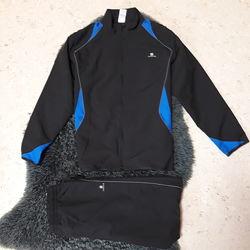 Спортивный костюм фирмы Domyos на мальчика р.146-152-158, сост. нового