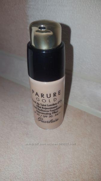 Продам тональный крем Guerlain Parure Gold 12.