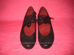 Кожаные фирменные туфли Ecco оригинал - 36 размер