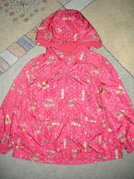 Курточка-ветровка NEXT 5-6 лет 110-116