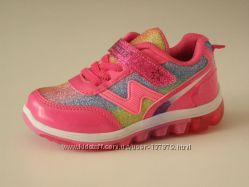 Детские кроссовки для девочек Promax, Турция. Возможен обмен-возврат.