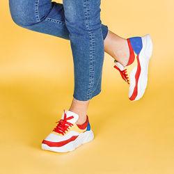 Кроссовки и мокасины. Женская обувь. Кожаные и замшевые.