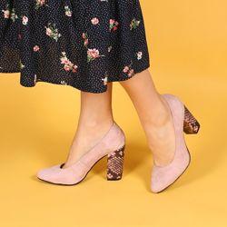 Прекрасные туфли на каблуке 9 см