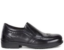 Кожаные туфли ECCO для сада-школы