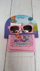 Солнезащитные очки скай щенячий патруль с кошельком лицензионные