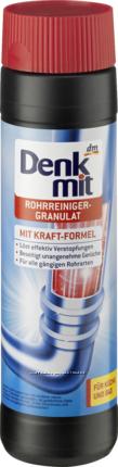 Гранулы для чистки труб Denk Mit 600г Германия.