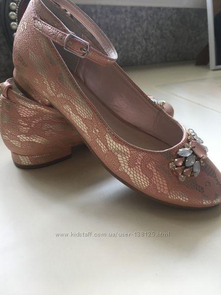 Нарядные туфельки Monsoon 33