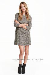 платье 32р H&M пролет
