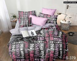 Новинки сатин TAG КПБ 1, 5сп, 2сп, евро, семейный комплекты постельного