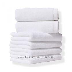 Lotus отельные полотенца махровые Турция разный ворс короткий и длинный