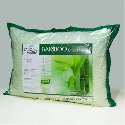 Подушки бамбук Вилюта 50х70 и 70х70 бамбуковые бамбуковое гипоаллерген