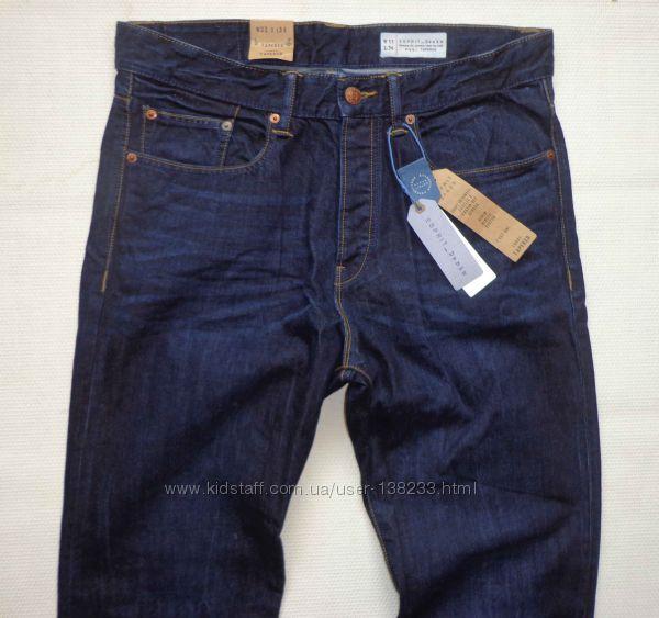 Новые мужские  джинсы Esprit Германия р. 33-34