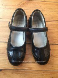 Туфельки чёрные Stride rite
