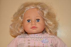 Очень красивая кукла-пупс  Zapf Creation