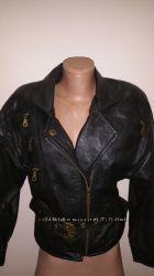 р 36 кожа куртка косуха отличное состояние