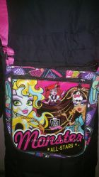 сумка Monster High all stars