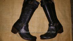 39р-26. 5 см стелька новые сапоги кожа Nothing Else