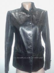 англ 38, евро 40-42р куртка кожа Bally