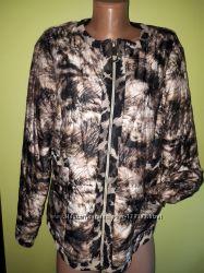 р XL Deasara Made in Italy куртка новая очень красивая куртка эксклюзивного