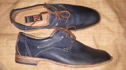 9р -30. 5 с носка кожа туфли Fretz men