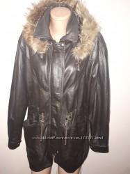 большемерит р S Made in Italy куртка кожа