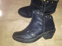 40р-27 см кожа ботинки Art