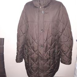 англ 20р большой размер куртка Bianca состояние новой