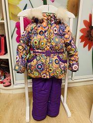 Детский зимний комбинезон Donilo Kiko. Супертеплый в идеальном состоянии
