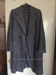 Продам новое шерстяное трендовое пальто