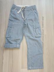 Летние брюки-карго H&M