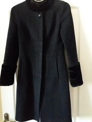 Пальто кашемировое StellaPolare 42 р