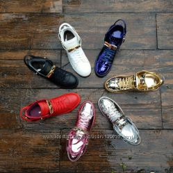 Новинка в Украине ботиночки Yves Saint-Laurent 2017