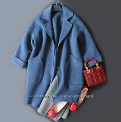 Шикарные пальто из шерсти альпака Италия