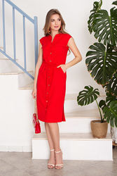 Платье-рубашка Francesca разные цвета АКЦИЯ