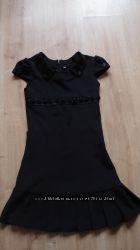 Школьный сарафан платье