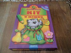 Настольная игра Кот в мешке GRANNA
